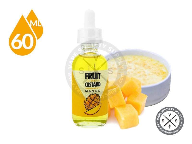 Mango by Fruit N Custard 60ml