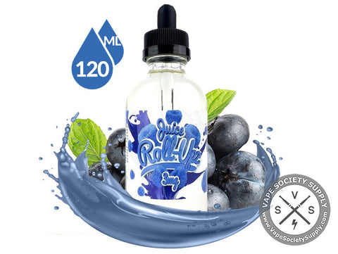 Juice Roll Upz Blue Raspberry 120ml
