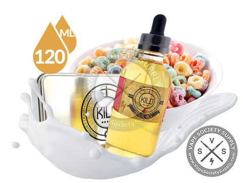 Cereal Milk by Kilo 120ml