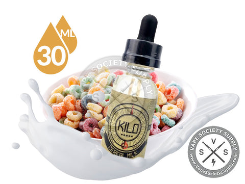 Cereal Milk by Kilo 30ml