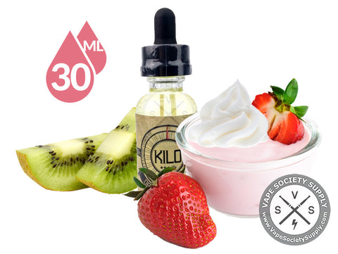 Kiberry Yogurt by Kilo 30ml