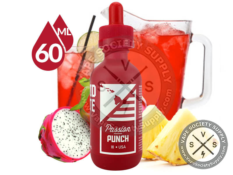Passion Punch by Liquid State 60ml