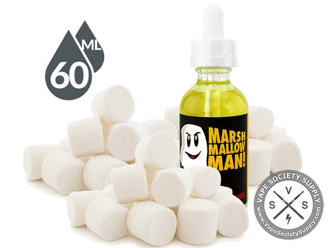 Marshmallow Man! by Donuts E-Juice 60ml