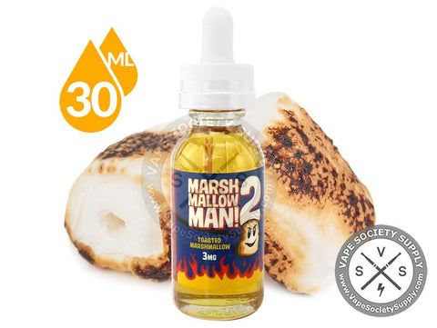 Marshmallow Man! 2 by Donuts E-Juice 30ml