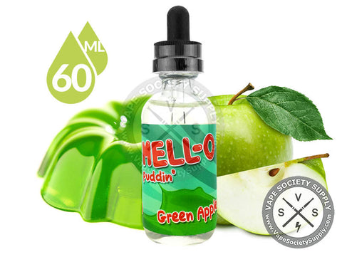 MELL-O Green Apple Ejuice 60ml