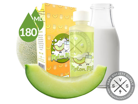 Melon Milk Ejuice by Muther Fluffer 180ml