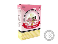 Strawberry Shortcake by Milky Cone Vapory 45ml