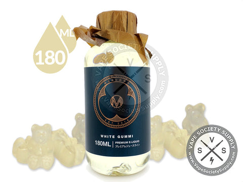 Moku E-Liquid White Gummi 180ml