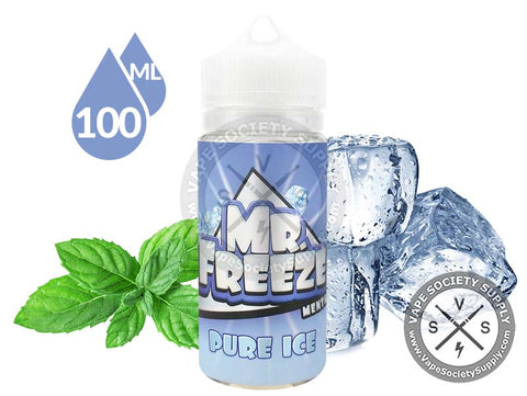 Pure Ice E-Juice by Mr. Freeze 100ml