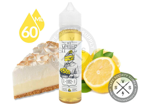 Mr. Meringue by Mr. Meringue E-Liquid 60ml