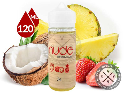 S.C.P. EJuice by Nude 120ml