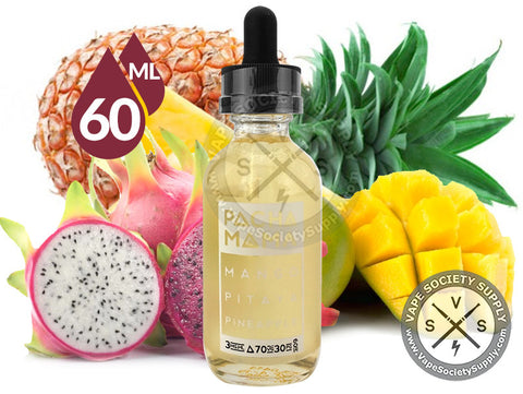 Mango Pitaya Pineapple Ejuice by PACHAMAMA 60ml