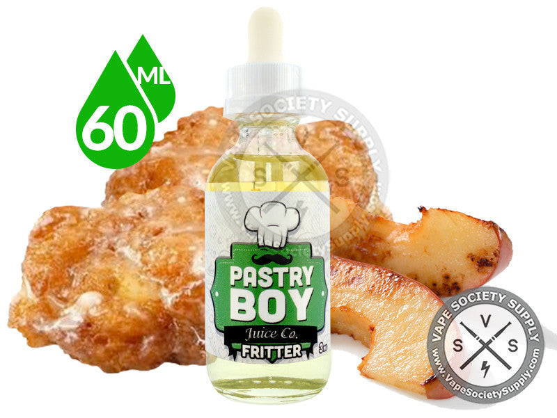 Fritter Ejuice by Pastry Boy 60ml