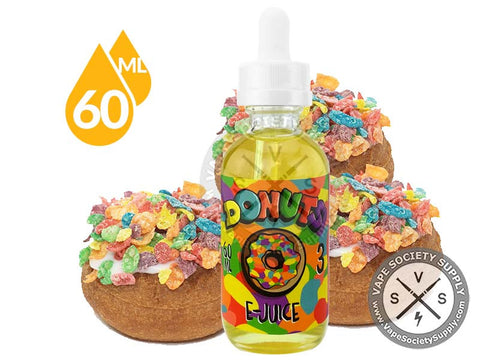 Pebbles Donut by Donuts E-Juice 60ml