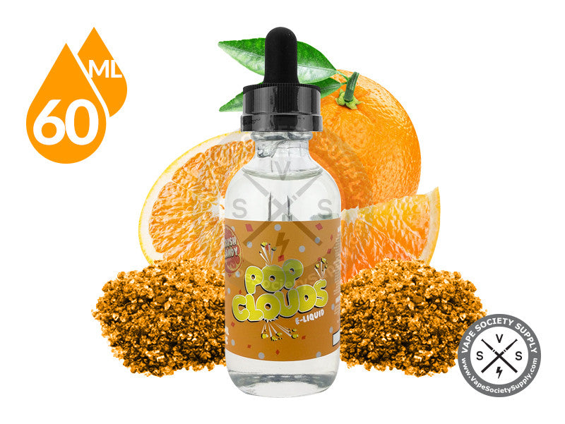 Crush Candy by Pop Clouds E-Liquid 60ml