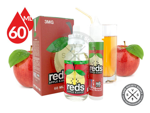 Reds Apple E-Juice 60ml