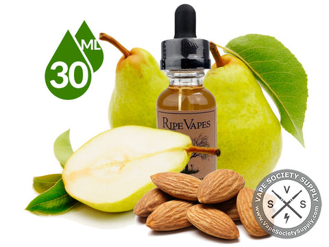 Pear Almond by Ripe Vapes 30ml
