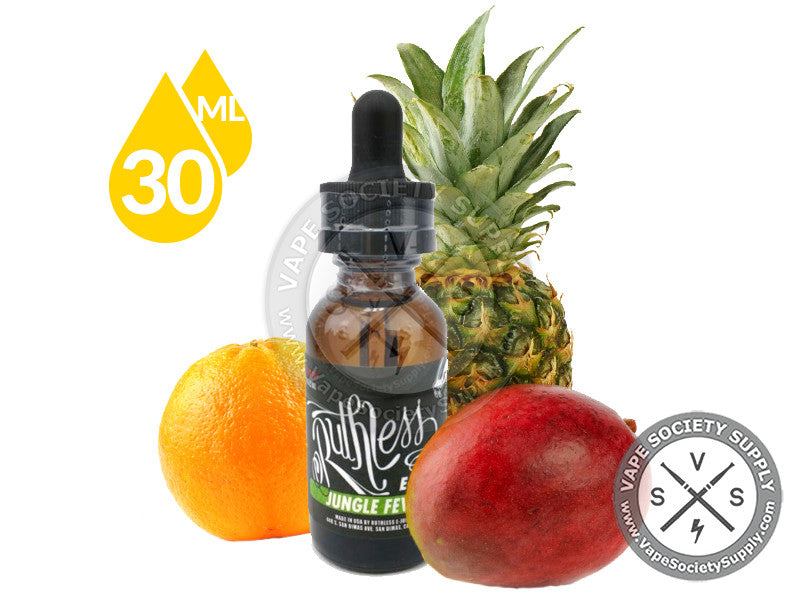 Jungle Fever by Ruthless Vapor 30ml