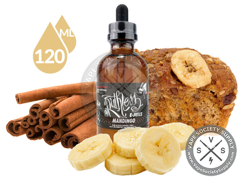 Mandingo by Ruthless Vapor 120ml