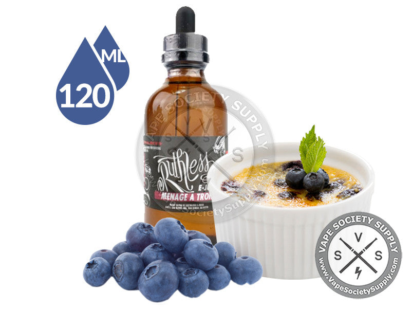 Menage A Trois by Ruthless Vapor 120ml