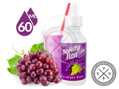Grape Blast by Smoothy Man 60ml