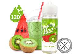 Watermelon Kiwi By Smoothy Man 120ml