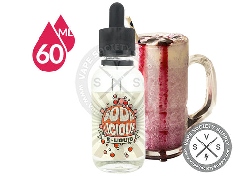 Berry Cream by Soda Licious 60ml