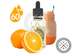 Orange Cream by Soda Licious 60ml