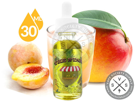 Mango Peach Lemonade by The Stand E-Juice 30ml