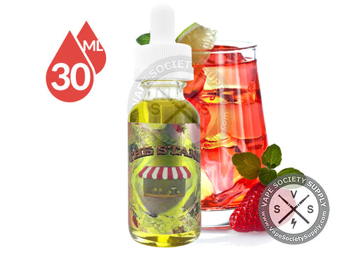 Strawberry Lemonade by The Stand E-Juice 30ml