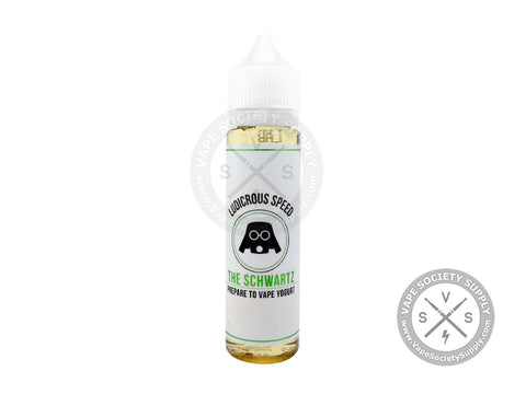 Ludicrous Speed by The Schwartz 60ml