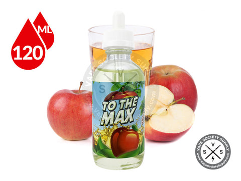 Apple Juice by To The Max E-Juice 120ml