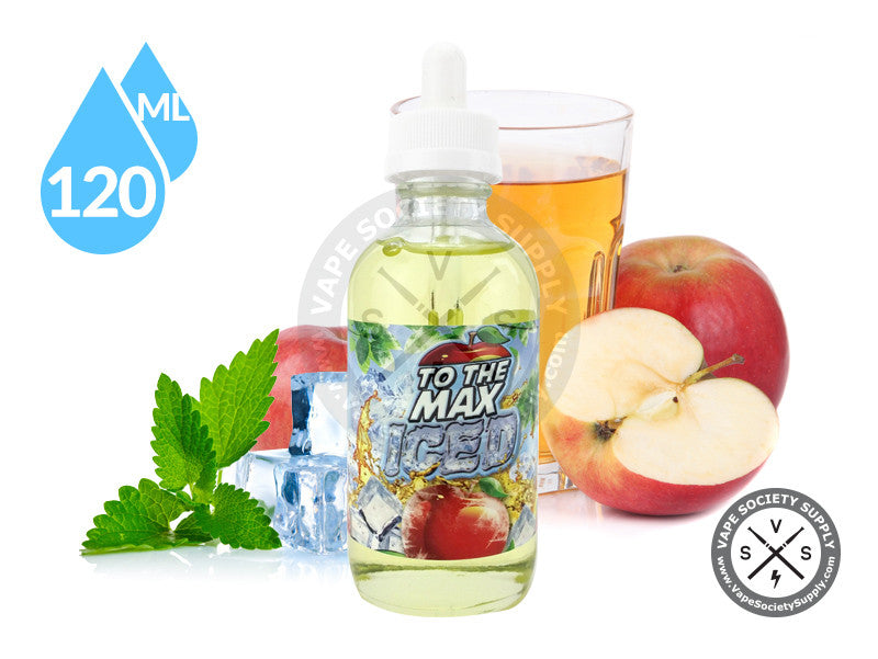 Iced Apple Juice by To The Max E-Juice 120ml