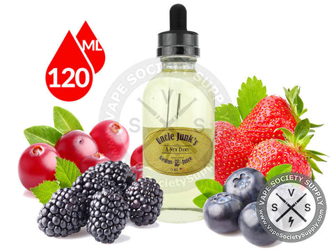 A New Dawn by Uncle Junk's Genius Juice 120ml