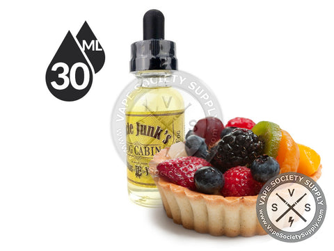 Blue Fog by Uncle Junk's 30ml