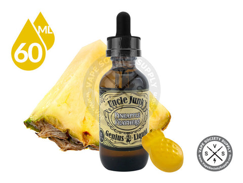 Pineapple Feathers by Uncle Junk's 60ml