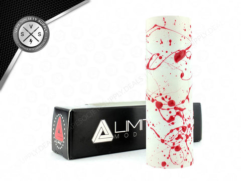 Limitless Dexter Blood Splatter Sleeve