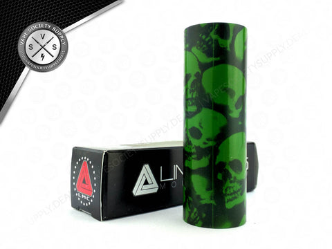 Limitless Green Skull V2 Sleeve