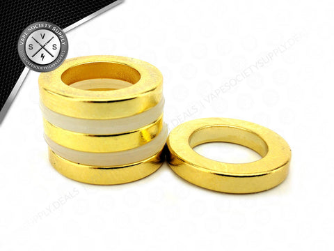 Limitless Gold Plated Magnets (Set of 2)
