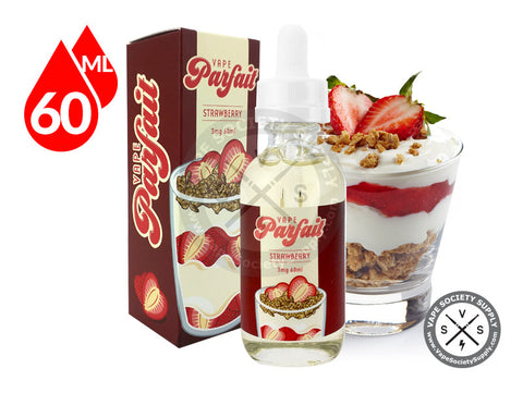 Strawberry Parfait by Vape Parfait 60ml