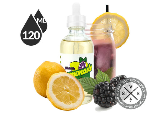 Blackberry Lemonade by Vape Lemonade 120ml