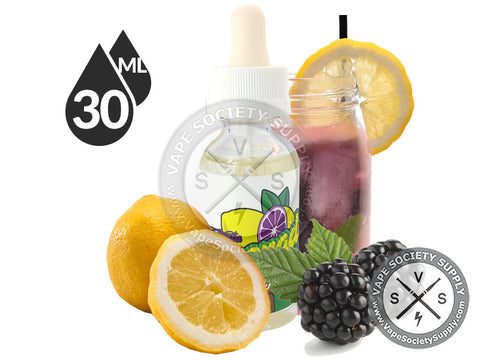 Blackberry Lemonade by Vape Lemonade 30ml