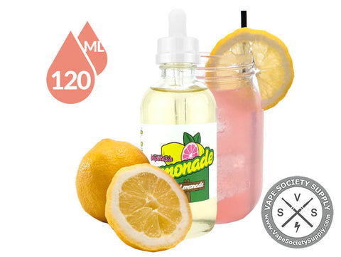 Pink Lemonade by Vape Lemonade 120ml