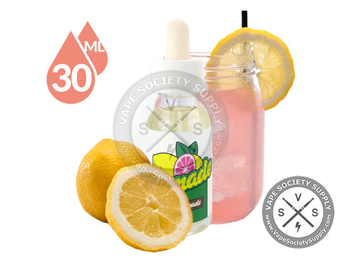 Pink Lemonade by Vape Lemonade 30ml