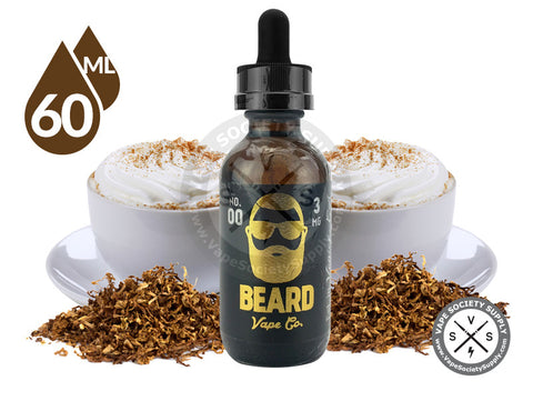 No. 00 EJuice by Beard Vape Co 60ml