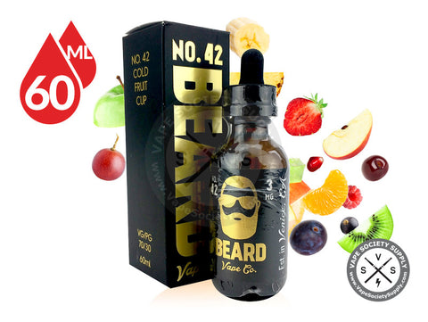 No. 42 EJuice by Beard Vape Co 60ml