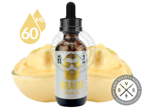No. 51 EJuice by Beard Vape Co 60ml