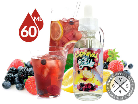 Berry Lemonade by Carnival Juice Roll Upz 60ml