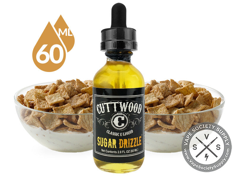 Sugar Drizzle by Cuttwood 60ml