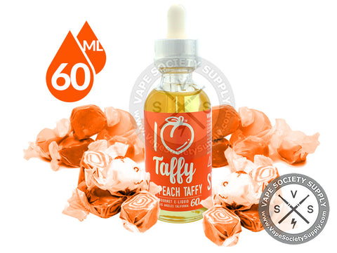 I Love Taffy Ejuice by Mad Hatter 60ml